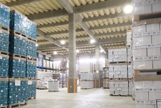 沖縄第一倉庫株式会社 営業倉庫