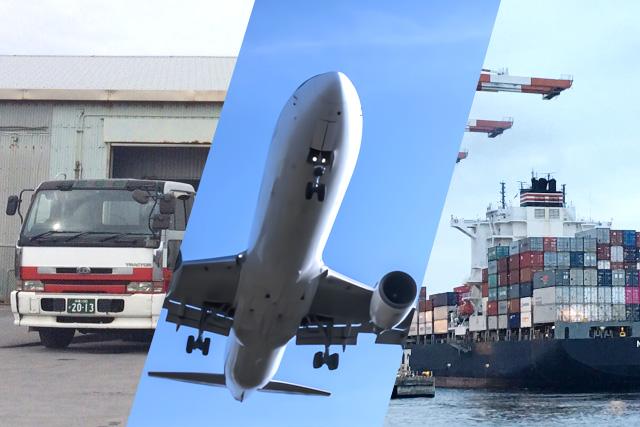 沖縄第一倉庫株式会社 貨物一貫輸送業(アトゥードア)