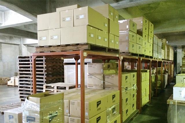 沖縄第一倉庫株式会社 流通加工業